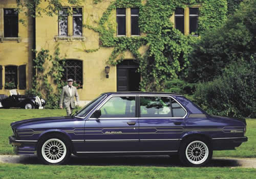 Alpina B7 Coupe