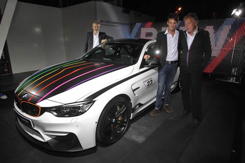 BMW M4 DTM Edition Champion 2014